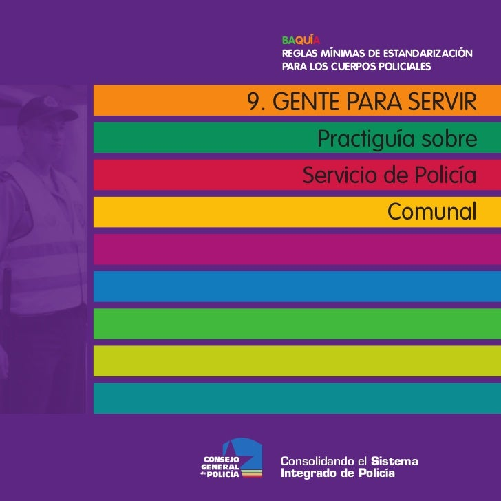 9.gente para servir