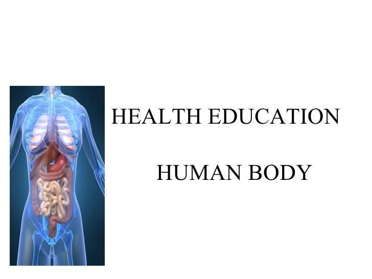 9. human body