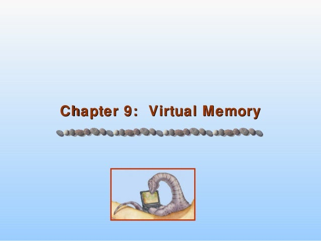 9.Virtual Memory