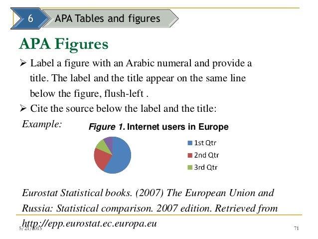 In a report