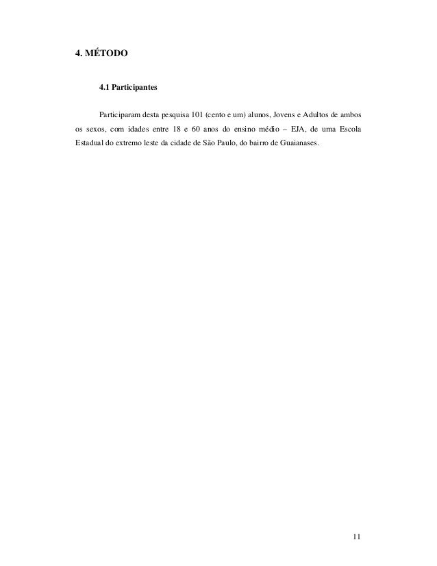 Monografias sobre eja