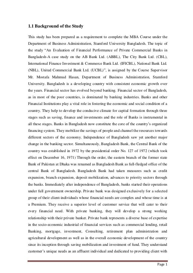 Paper part thesis