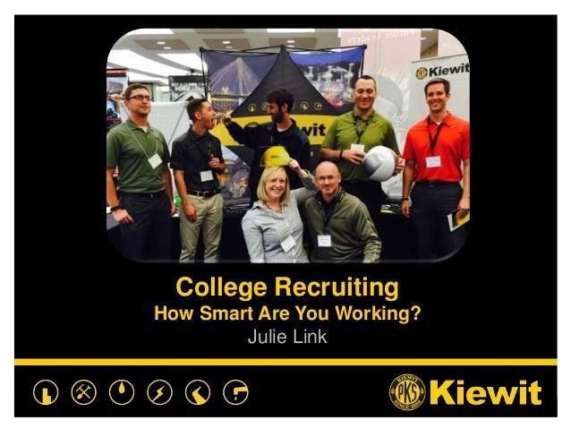 Are you smarter in college compared...?