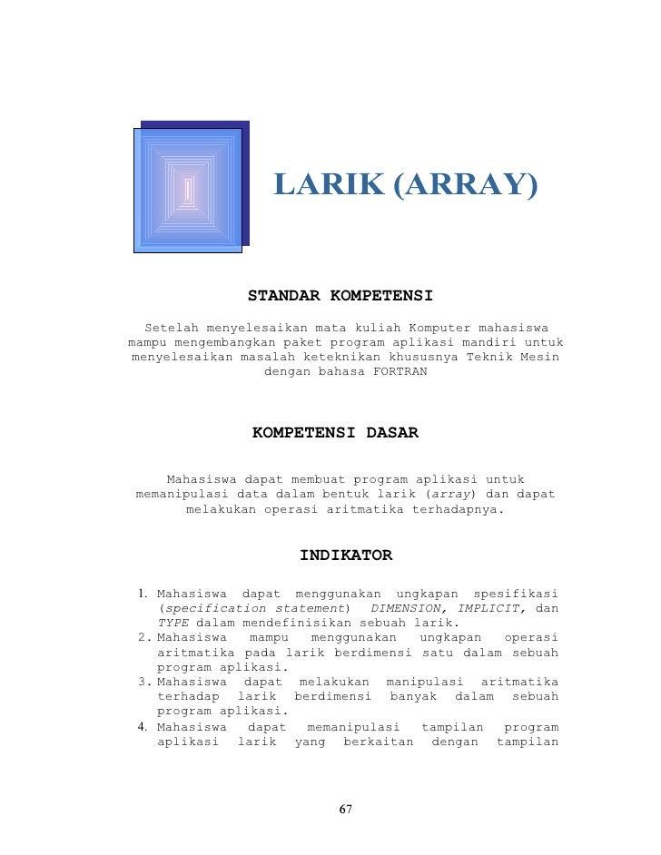 90594480 bab-4-larik-array-fotran