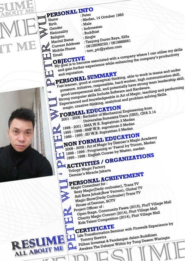 CV Peter