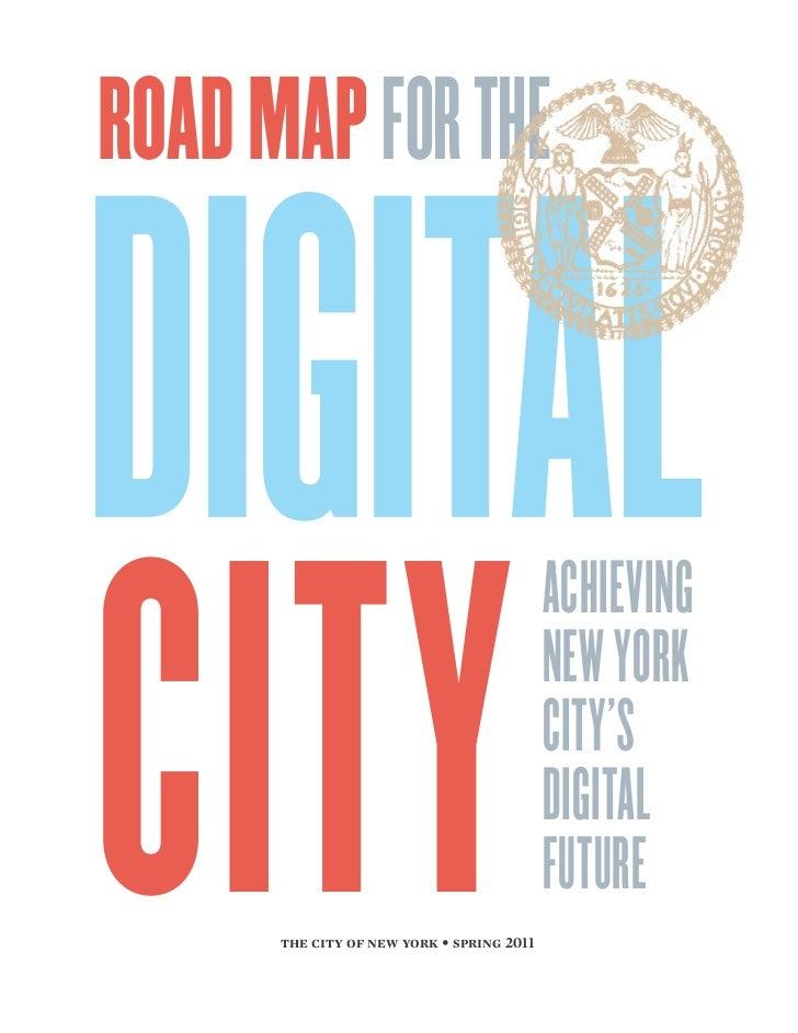 NYC Digital Roadmap