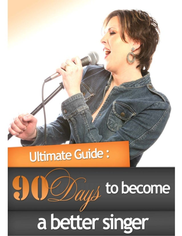 Learn ALL the essentials of becoming a great singer, check out Singorama at: http://www.learntosing360.com/singorama.html 1