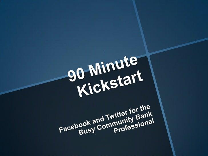 Social Media Strategy Kickstart