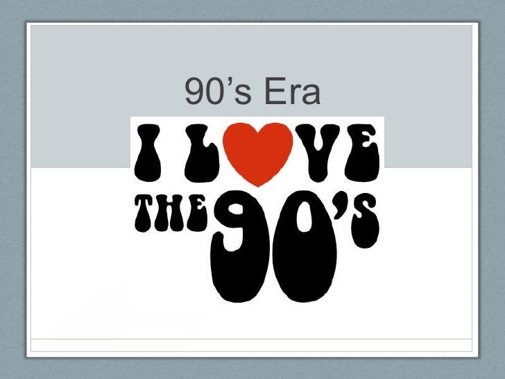 90's film