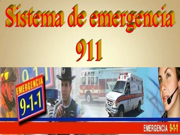 El 911 es un número de teléfono utilizado porpaíses de todo el mundo como número central deemergencias.Es uno de los númer...