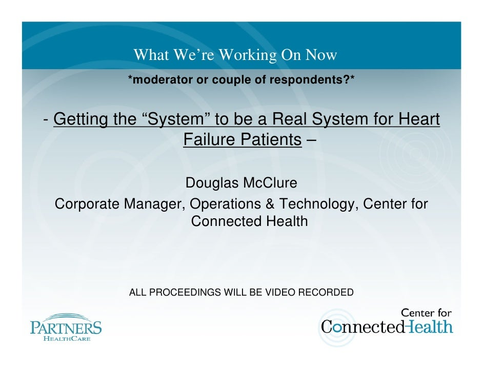 """What We're Working On Now            *moderator or couple of respondents?*   - Getting the """"System"""" to be a Real System fo..."""