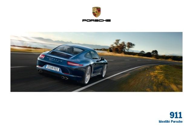 911  Identité Porsche