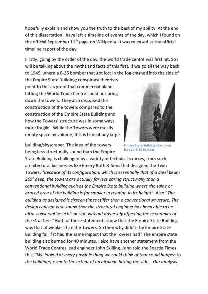 911 conspiracy theories research paper The moon landing conspiracy theory essays 1504 words apr 17th, 2013 7 pages show more conspiracy theories are everywhere it seems that for every event in to have.