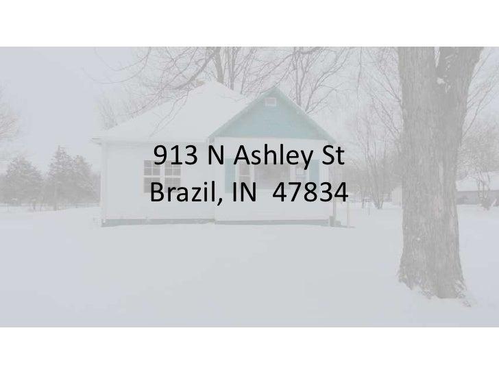 913 n ashley st