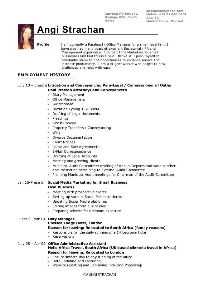 Curriculum vitae exemple pentru studenti