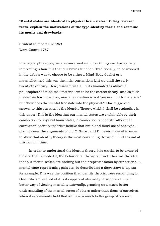 philosophy of mind essay questions Hypnosis: philosophy of mind and hypnosis essay example hypnosis: philosophy of mind and hypnosis essay example  hypnosis: philosophy of mind and hypnosis essay example essay on what is hypnosis  this assignment will answer that question of what hypnosis is and how it's developed over many years i will describe the physical and.