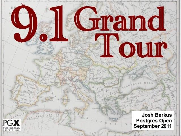 9.1 Grand Tour