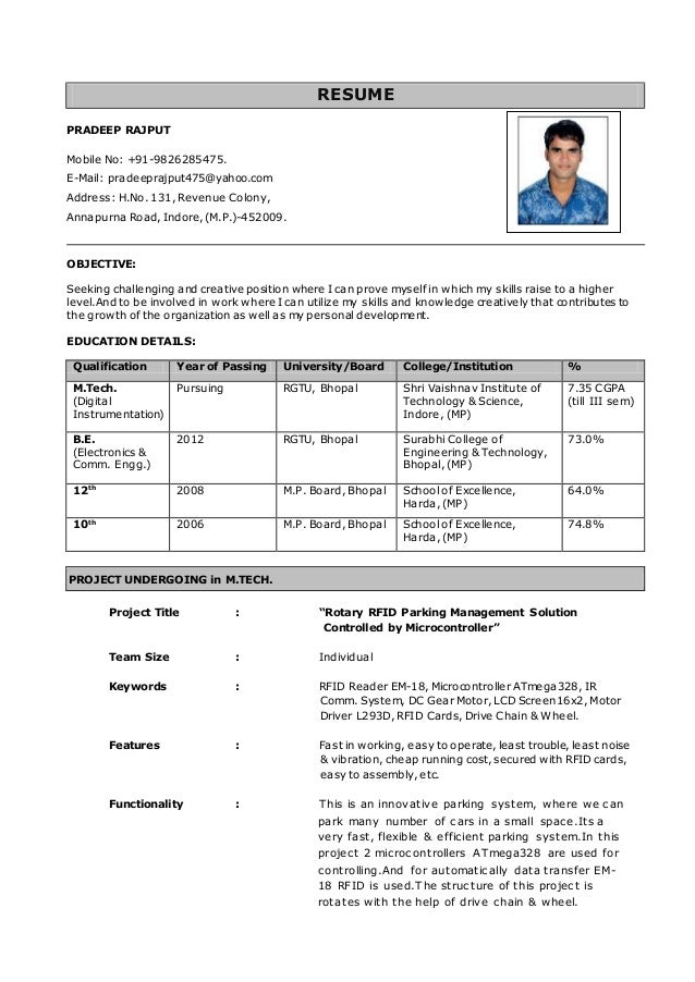 pr resume new with pic 01 10 2015 sonu 475