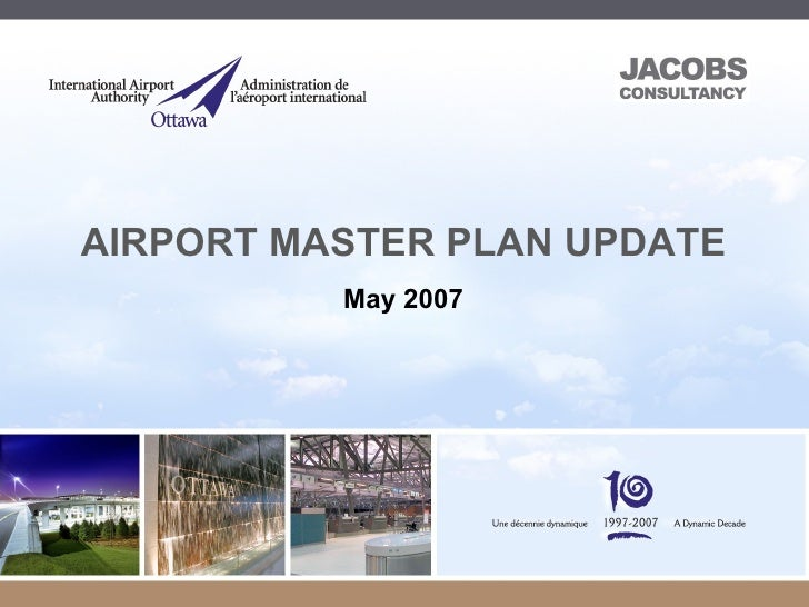 AIRPORT MASTER PLAN UPDATE May 2007