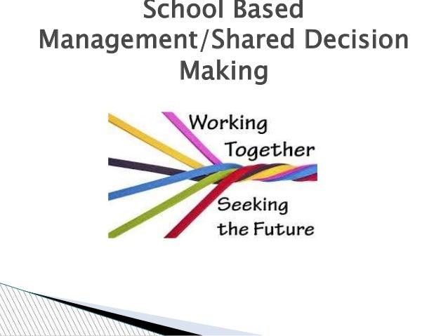 based dissertation management school Educational movement toward school-based management in east asia: cambodia, indonesia and thailand ai shoraku kagawa university, japan abstract.