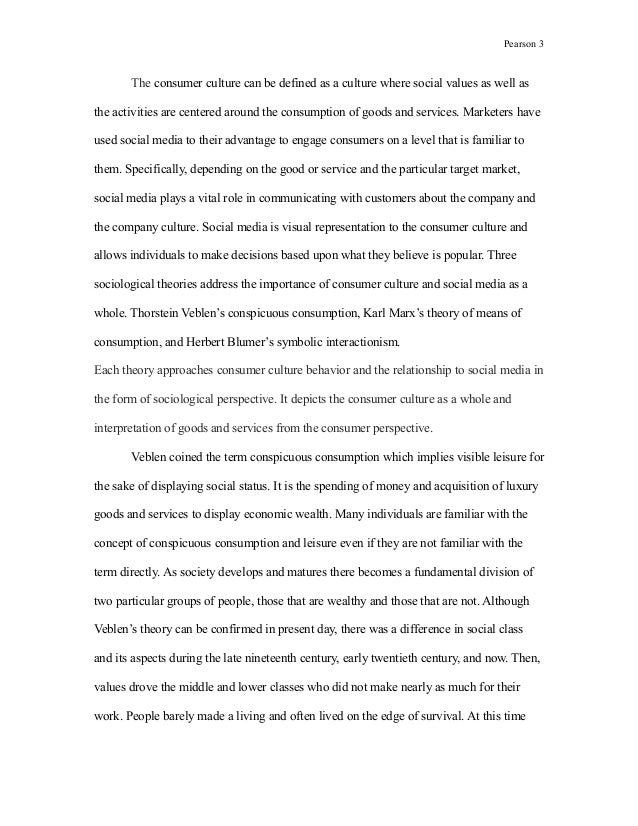 Theoretical research paper