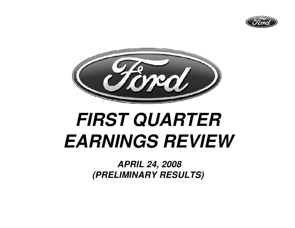 Sec filings ford motor co 2018 2019 2020 ford cars for Ford motor company annual report