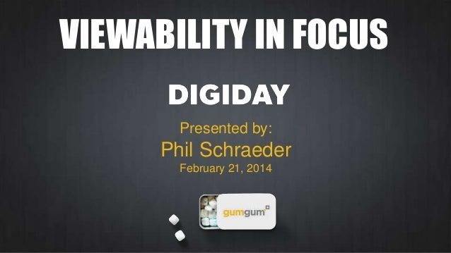 Tech Talk with GumGum: Viewability in Focus