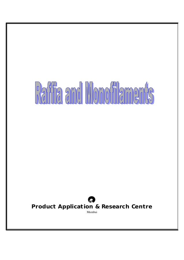 Product Application & Research Centre                Mumbai