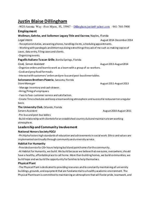 Resume writing services in bonita springs fl Fresh Essays ...