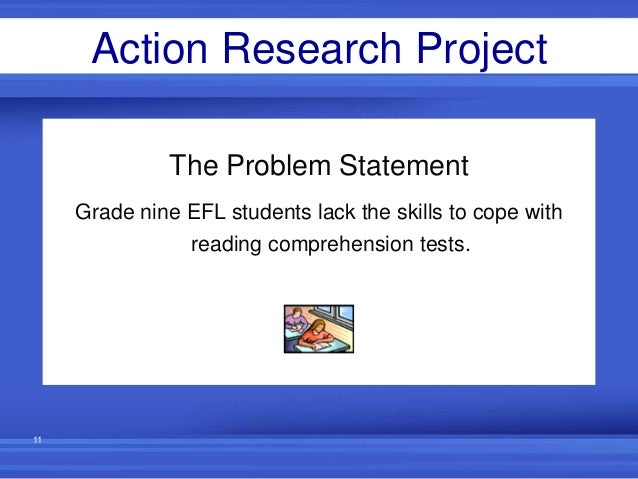 teacher action research paper on reading