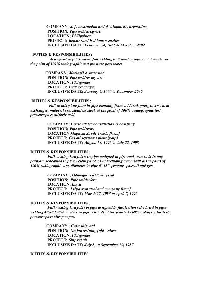 welding job description resume welder helper job description welding job  description resume welder helper job description