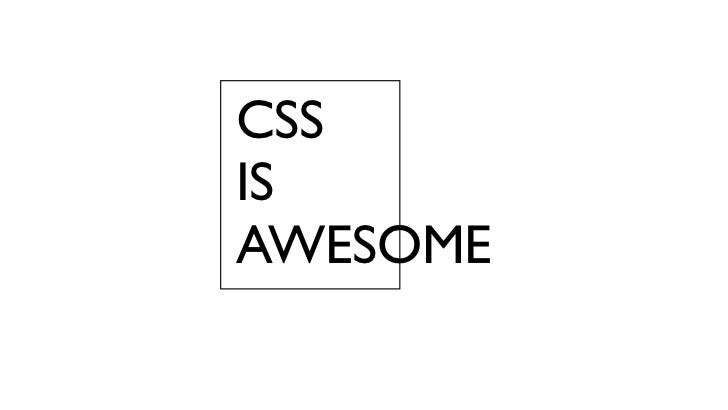 CSSISAWESOME