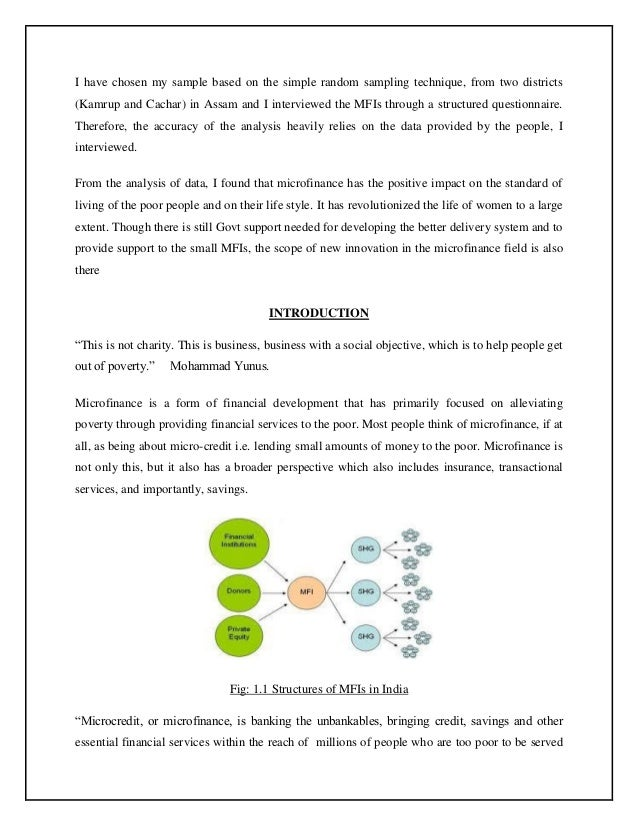 Master thesis of rural development
