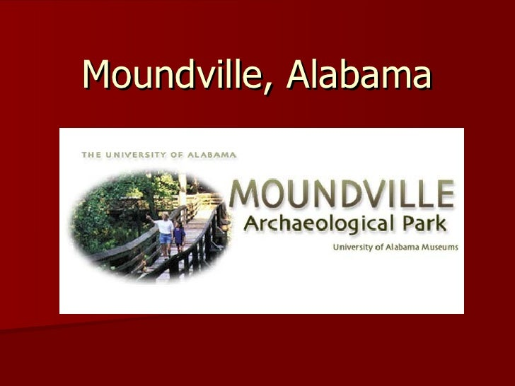 Moundville, Alabama