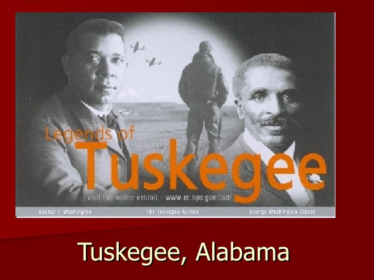Tuskegee, Alabama