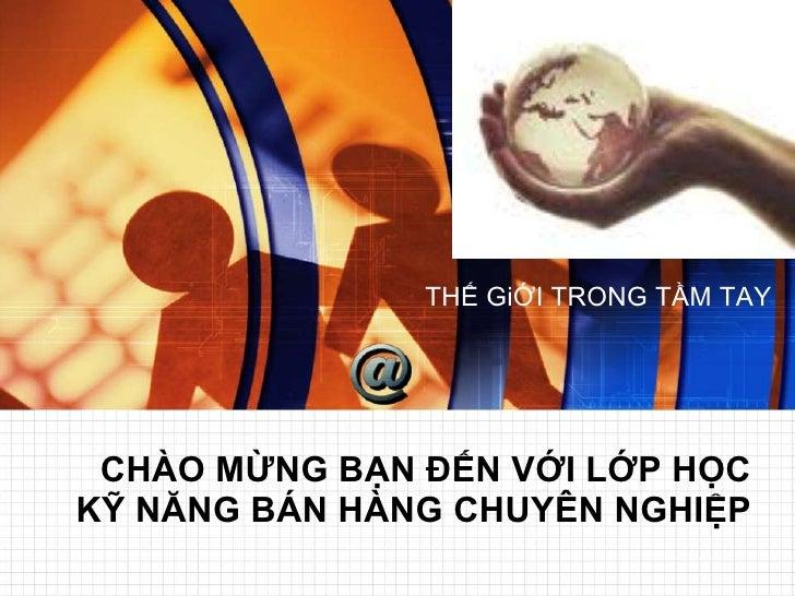 KY NANG BAN HANG BUOI 3
