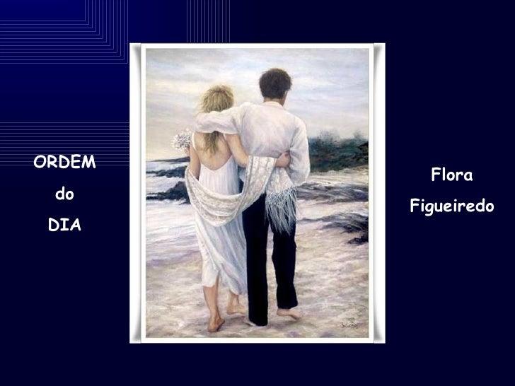Ordem do dia - Flora Figueiredo