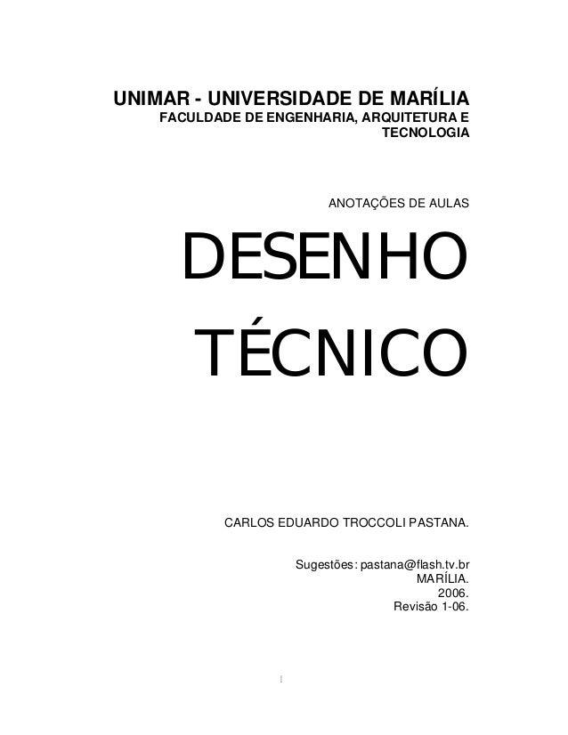 UNIMAR - UNIVERSIDADE DE MARÍLIA    FACULDADE DE ENGENHARIA, ARQUITETURA E                               TECNOLOGIA       ...