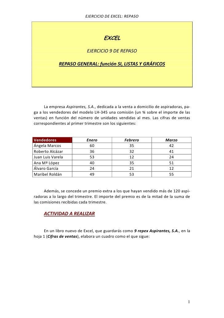 ZI) Excel repaso 9 (func SI)