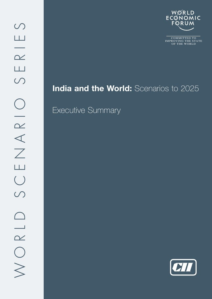 WORLD SCENARIO SERIES                                                         COMMITTED TO                                ...
