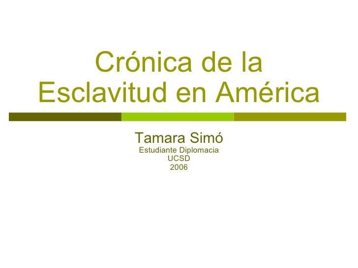 CronicaEsclavitud