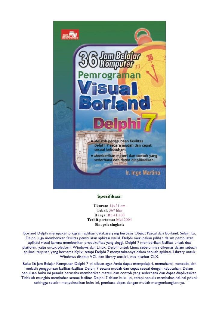 36 JBK Borland Delphi 7