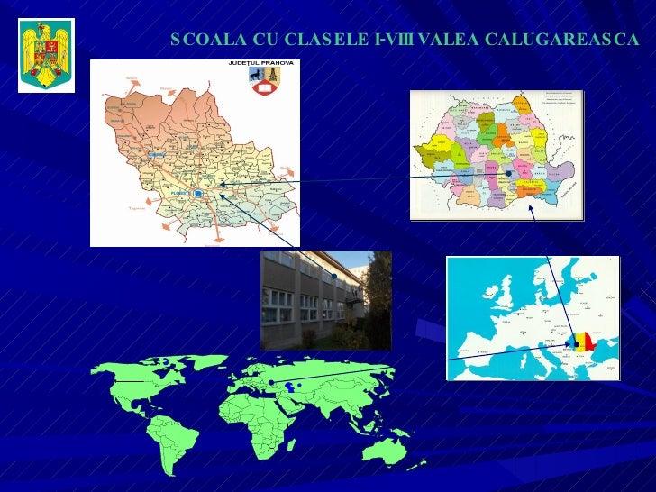 S COALA CU CLAS ELE I-VIII VALEA CALUGAREAS CA