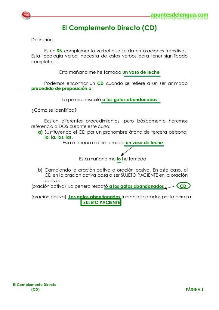 97677922 sustituir-cd-por-pronombre-2o-eso