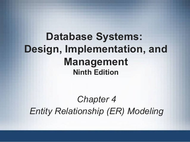 Fundamentals of Database ppt ch04