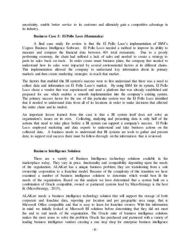 Case Study CTTS   Milestone    System Proposal Solution