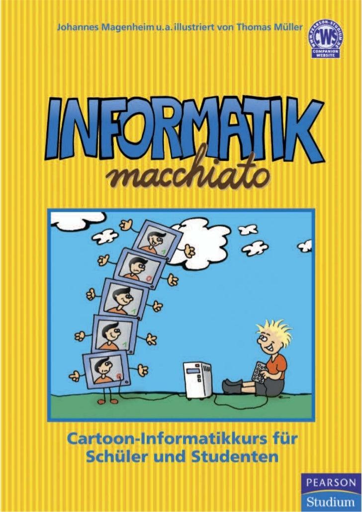 Probekapitel Informatik Macchiato: Algorithmen