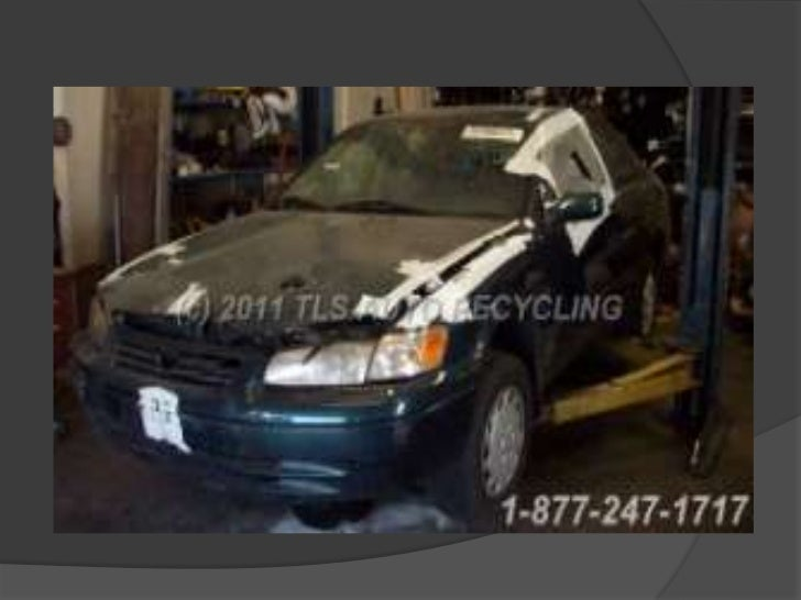 97 toyota camry car for parts only