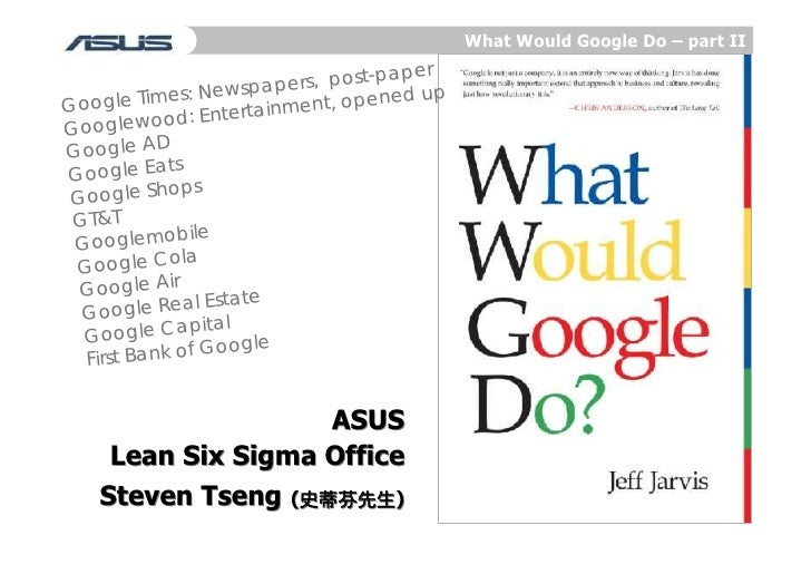 What Would Google Do – part II                                           er                            pers, post-pap   oo...