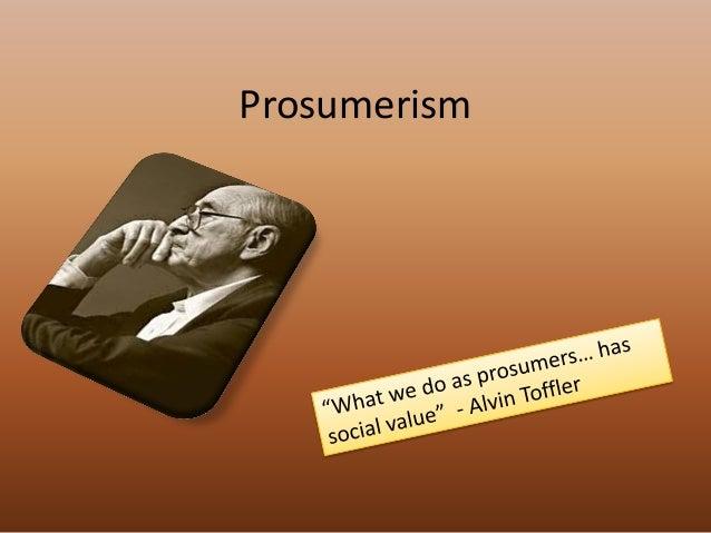 Prosumerism